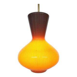 "Massimo Vignelli ""Fungo"" Lighting Fixture For Sale"