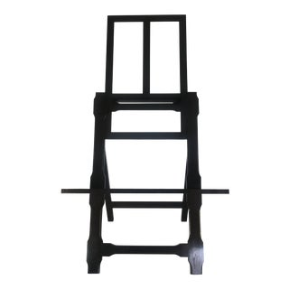 1990s Peter Marino Lacquered Photo Stand or Easel For Sale