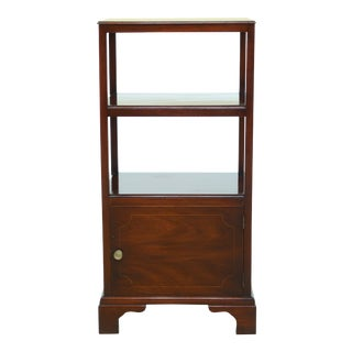 Kittinger Colonial Williamsburg Cw-39 Mahogany Cabinet For Sale