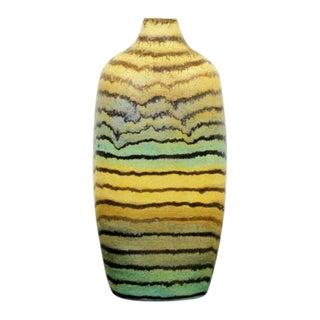 Mid Century Modern Marcello Fantoni Raymor Ceramic Art Vase Italy 1950s For Sale