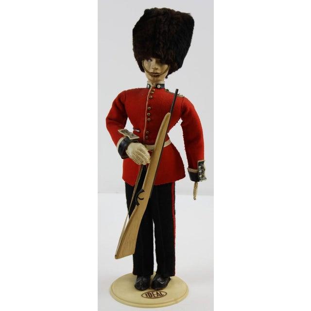 "Ideal Buckingham Palace Grenadier Guard. Dimensions: 14""H x 4""D"