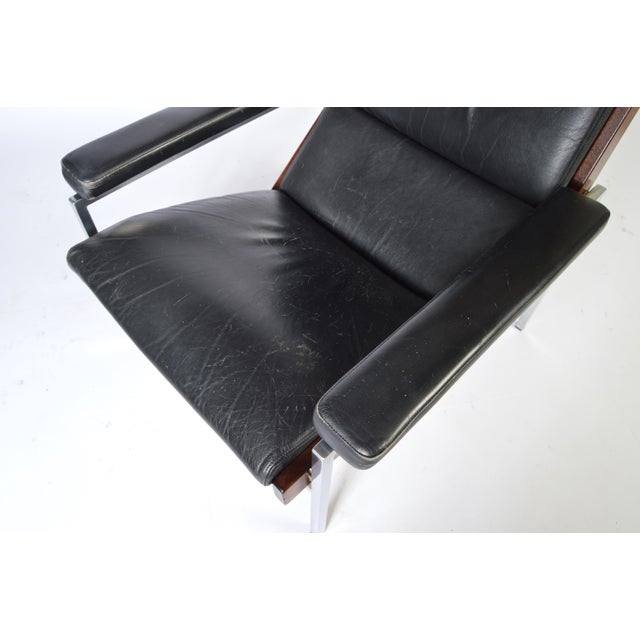 Gelderland Rob Parry for Gelderland Lotus Lounge Chair, Circa 1960 For Sale - Image 4 of 6