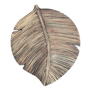 Contemporary Wood Charger For Sale