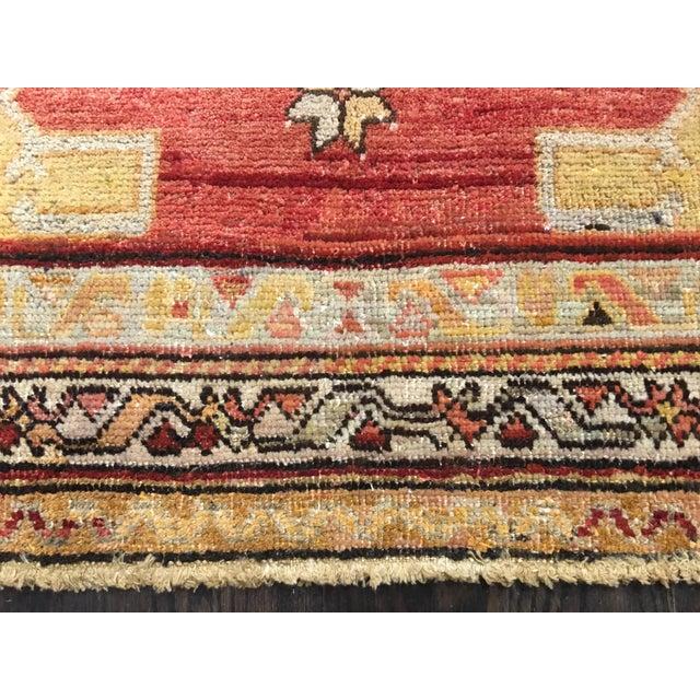 "Bellwether Rugs Vintage Turkish Oushak Rug - 5'9""x8'9"" - Image 3 of 9"