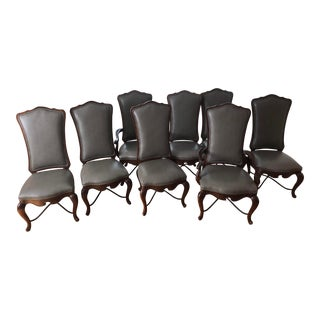 Century Furniture Dining Room Chairs - Set of 8