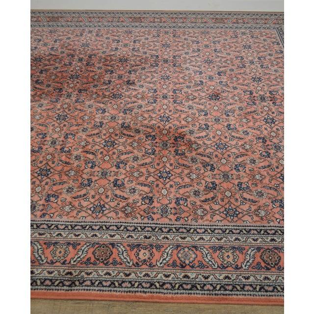 """1990s Karastan """"Antique Feraghan"""" # 754 8.8'x12' Room Size Rug For Sale - Image 5 of 13"""
