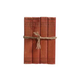 Vintage Book Gift Set: Robert E. Lee Biography, S/4 For Sale