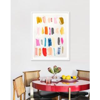 """Medium """"Color Instinct No.1"""" Print by Lesley Grainger, 24"""" X 30"""" Preview"""