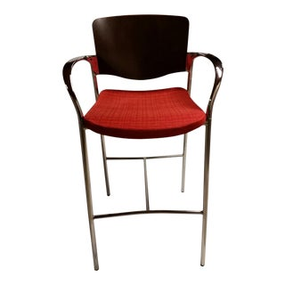 Stylemark Contemporary Bar Stool For Sale