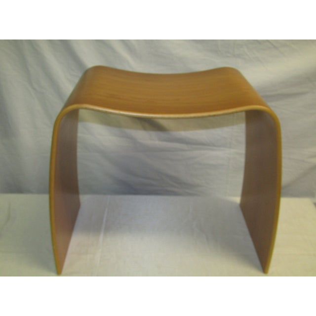 """Perfect vintage """"Askman"""" stool by Jorgen Moller. Sturdy, lightweight and comfortable. Great form, design and quality! This..."""