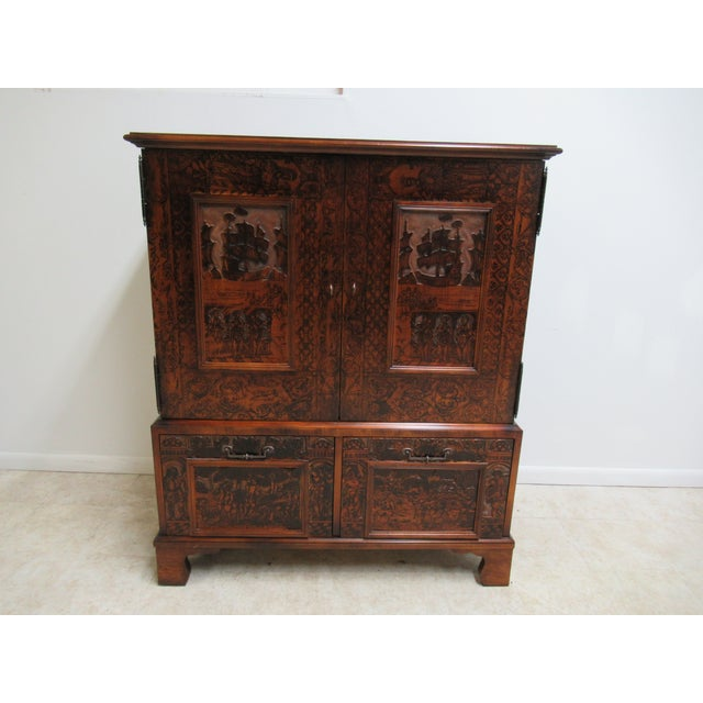 Hickory Chair Thomas O'Brien Collection Armoire For Sale - Image 13 of 13
