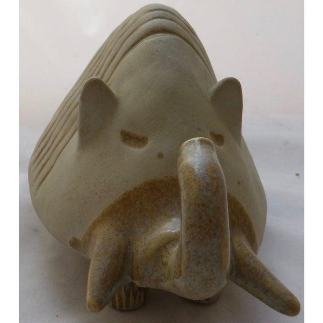 Danish-Style Armadillo Pottery Bank - Image 3 of 11