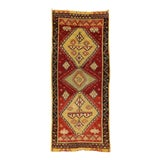 Image of Vintage Berber Moroccan Rug with Modern Tribal Style For Sale