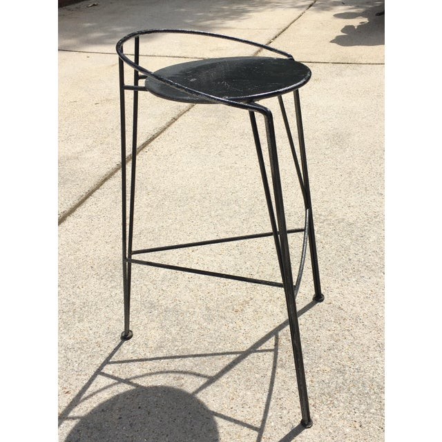 Pascal Morgue French Barstools - Set of 4 - Image 4 of 10