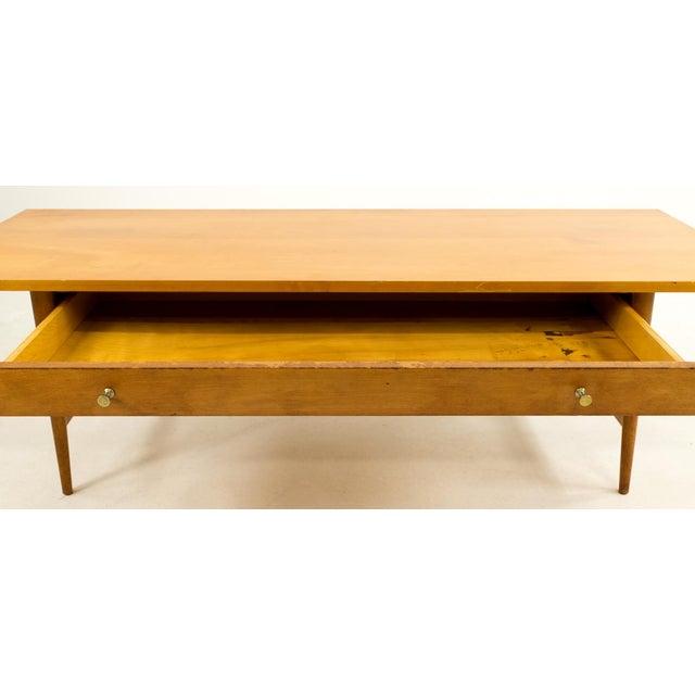Paul McCobb Mid-Century Modern Paul McCobb Planner Group Coffee Table For Sale - Image 4 of 11