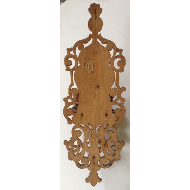 French/Persian Candle Sconces - a Pair - Image 4 of 4
