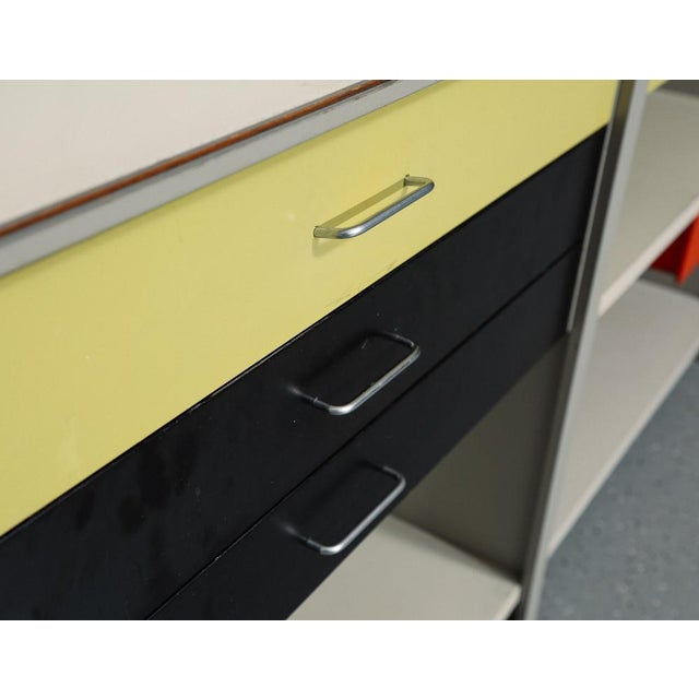Gispen 5600 Modular Storage System For Sale In New York - Image 6 of 12
