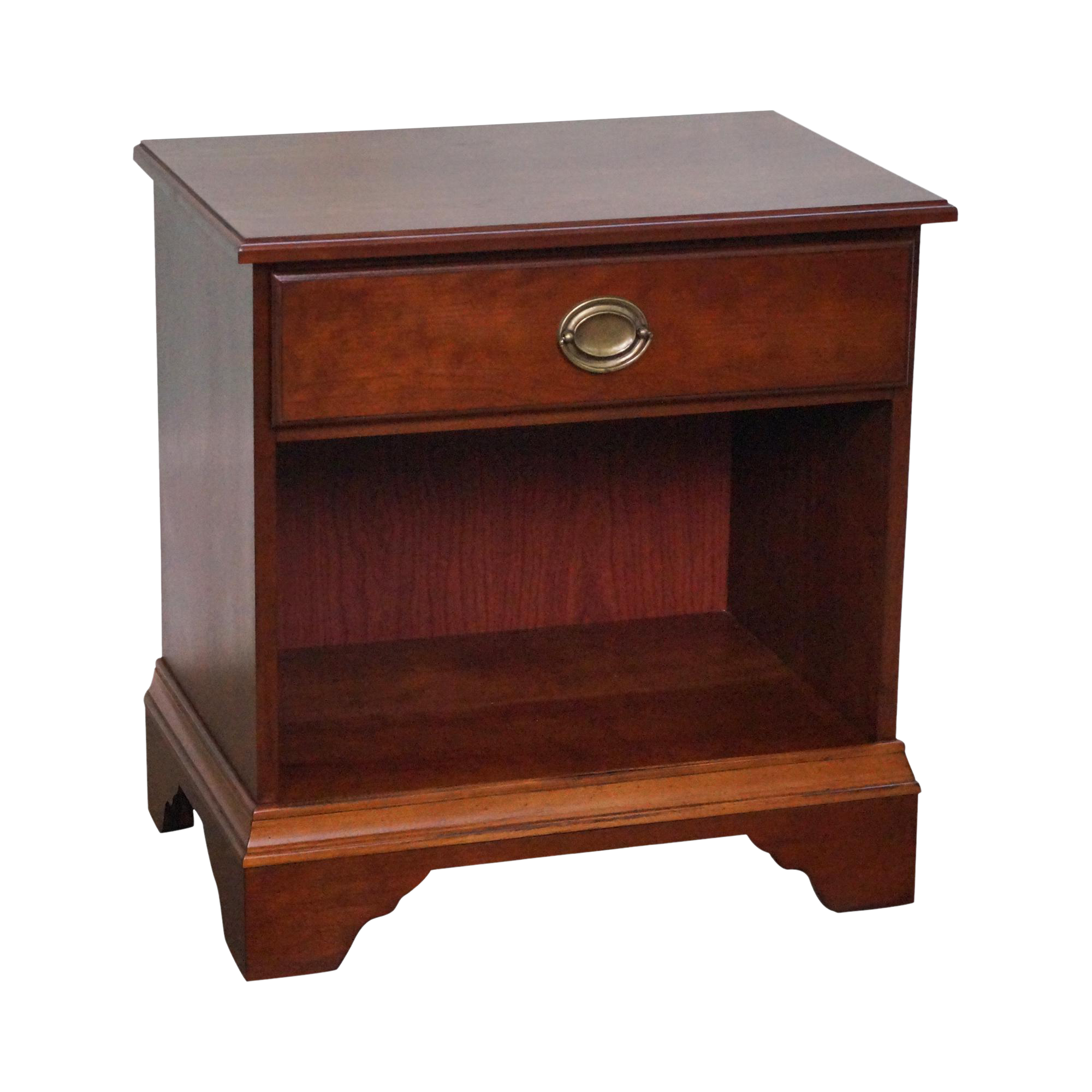 Eddie Bauer For Lane Traditional 1 Drawer Nightstand