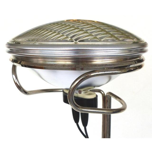 "Flos Contemporary Achille & Pier Giacomo Castiglioni for Flos Lighting ""Toio"" Floor Lamp For Sale - Image 4 of 12"