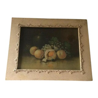 Vintage Still Life Fruit Print
