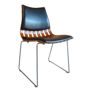 Hans Brattrud for Hove Möbler Scandia Junior Chair With Padded Seat and Back For Sale