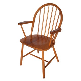 Vintage Erik Ole Jorgensen for Og Mobelfabrik Danish Teak Dining Chairs -Set of 4 For Sale