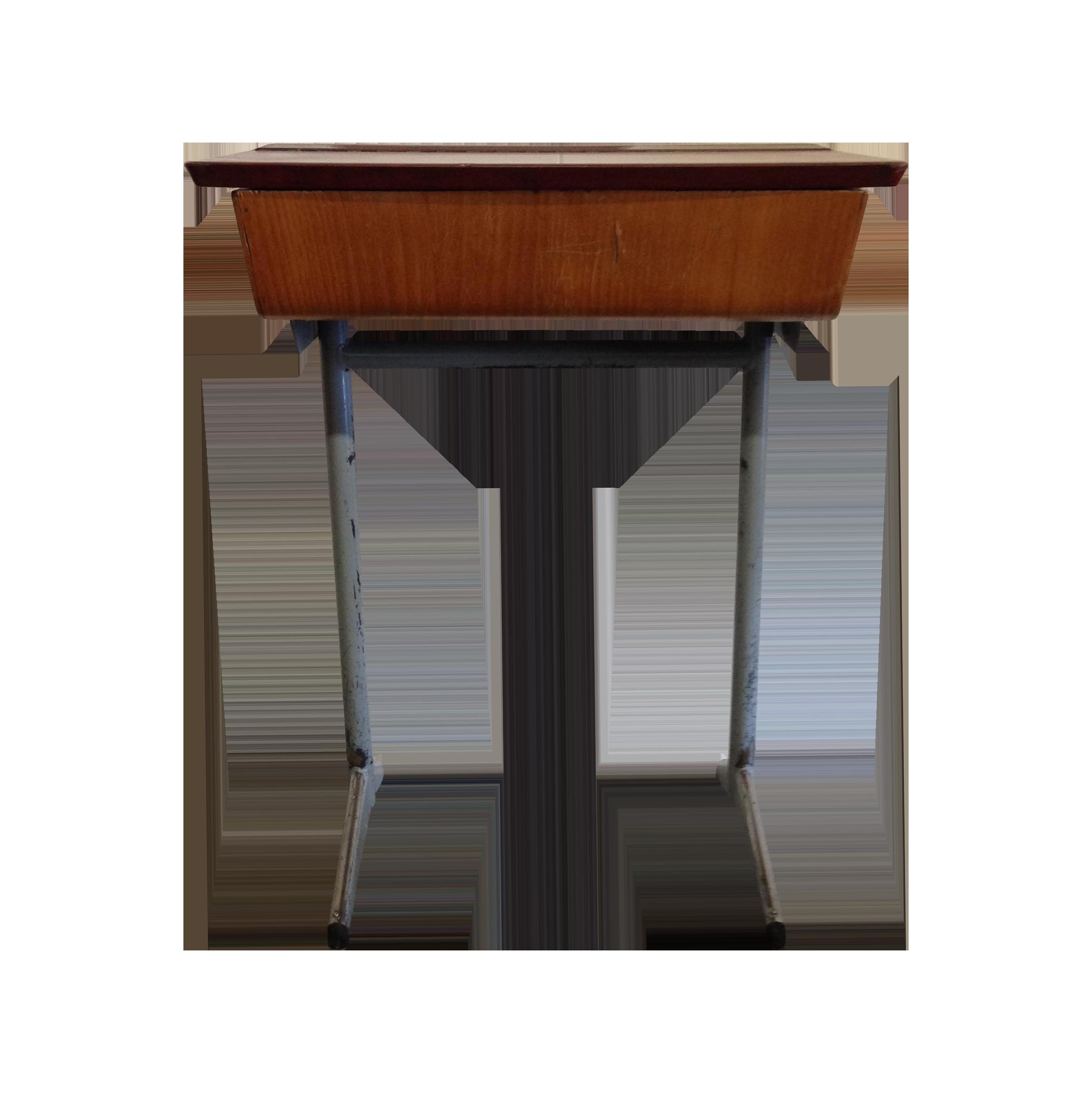 Vintage 1960s Childrenu0027s School Desk