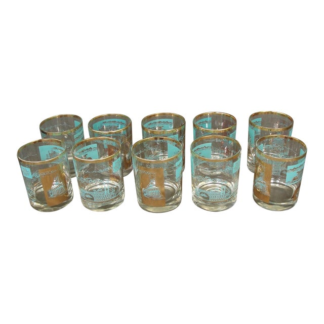 Libbey Riverboat Highball Glasses - Set of 10 - Image 1 of 9