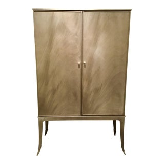 Caracole Modern High and Mighty Bar Cabinet For Sale