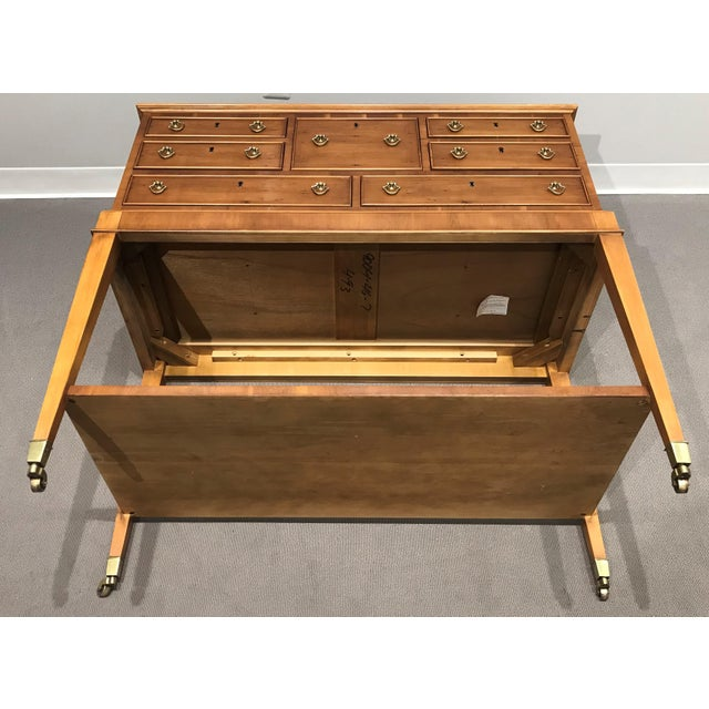 Ej Victor Chest With Silverware Chest Of Drawers For Sale - Image 10 of 13