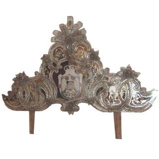 Venetian Mirror Crown