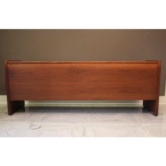 Mid-Century Modern, Teak Credenza Attributed to Milo Baughman - Image 4 of 11