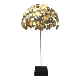 1970s Curtis Jere for Jonathan Adler Raindrop Series Tree Sculpture For Sale