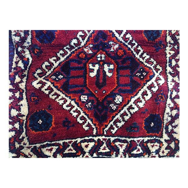 Turkish Wool Camel Sack For Sale - Image 4 of 4