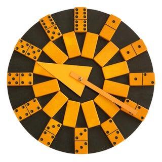 George Nelson Prototype Domino Clock