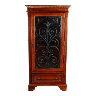 Shenandoah Valley Wine Cabinet For Sale