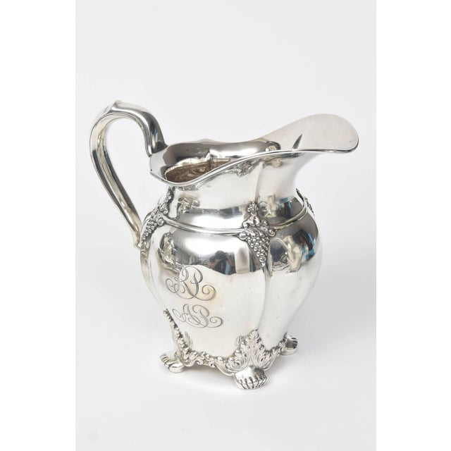 1899 Antique Victorian Tiffany & Co Sterling Tea Coffee Set - 7 Pieces For Sale - Image 9 of 10