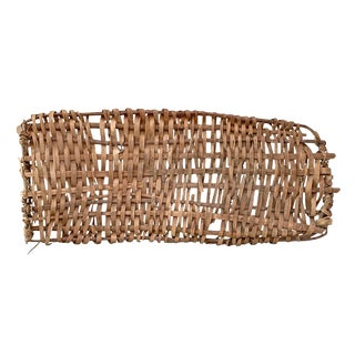 19th Century American Drying Basket For Sale
