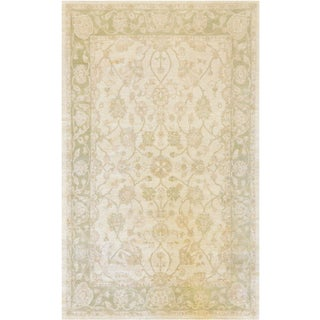 """Mansour High Quality Agra Rug - 6'2"""" X 9'10"""" For Sale"""