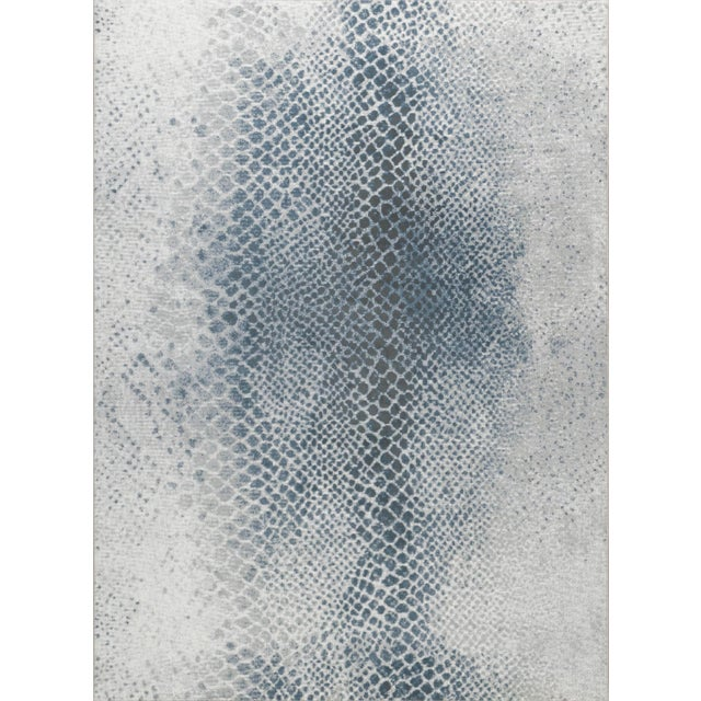 "Not Yet Made - Made To Order Stark Studio Rugs Cissy Rug in Ocean, 3'11"" x 5'10"" For Sale - Image 5 of 5"