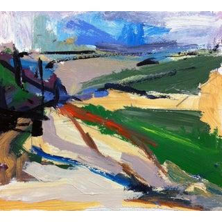 Landscape #2a Sketch by Heidi Lanino