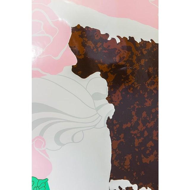 Herman Miller Herman Miller Summer Picnic Chocolate Cake Poster For Sale - Image 4 of 7