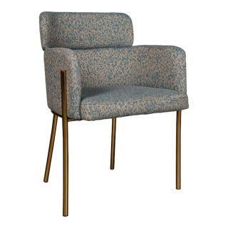 Marseille Dining Chair, Teal For Sale
