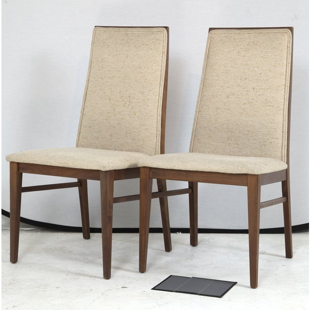 Milo Baughman for Dillingham Dining Chairs - S/4 - Image 2 of 9