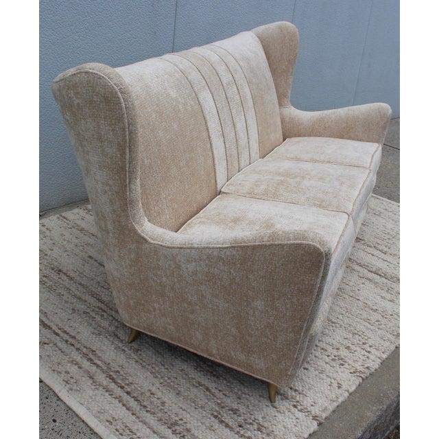 1950's Gio Ponti Style Italian Sofa - Image 3 of 8