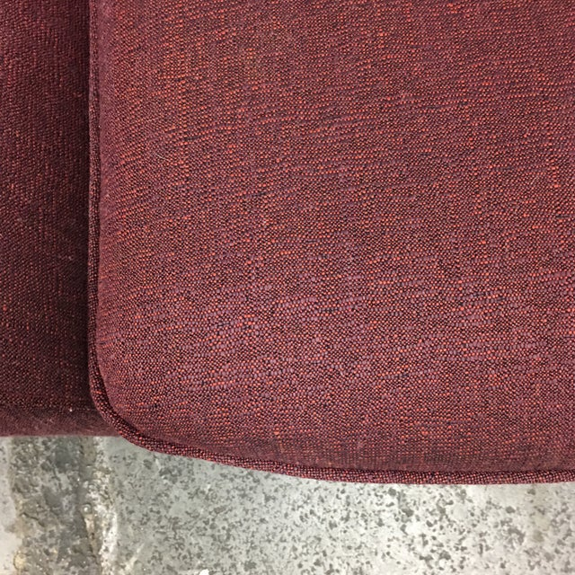 Fabric Vioski Palm II Swivel Chairs - A Pair For Sale - Image 7 of 8