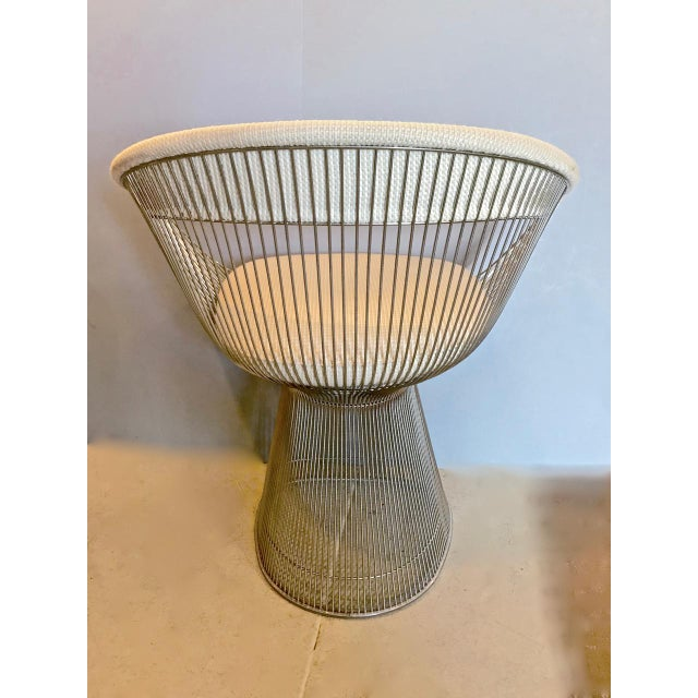 1990s 1990s Vintage Warren Platner Chairs- A Pair For Sale - Image 5 of 7