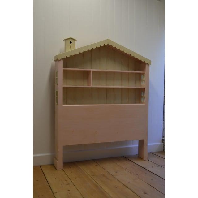 Children's Dollhouse Full Headboard - Image 2 of 3