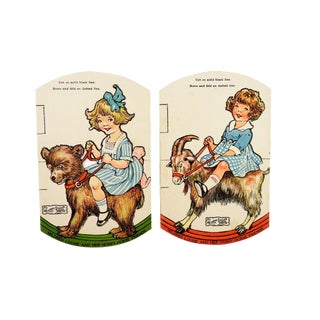 Mildred Louise and Her Hobby Horse Freinds - Set of 10 For Sale