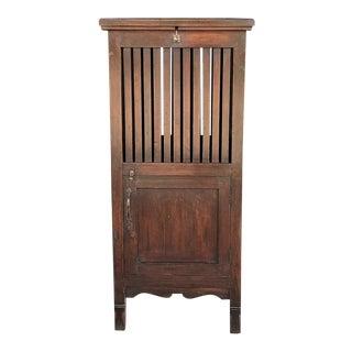 19th Century Cabinet ~ Hamper For Sale